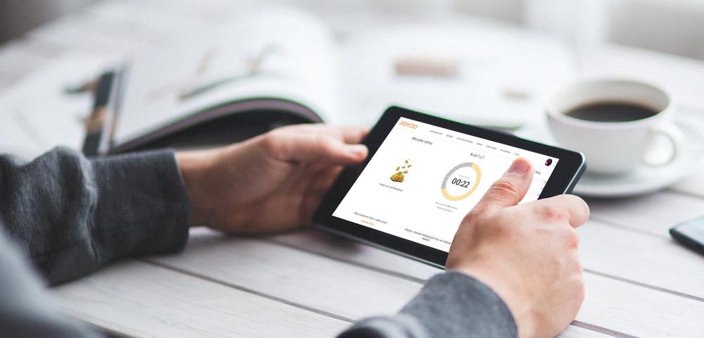 Český projekt Rondo hlásí 100 tisíc uživatelů a více než 4 miliony korun ve vyplacených výhrách