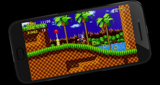 SEGA vypouští bezplatnou kolekci kultovních her pro iPhone a Android
