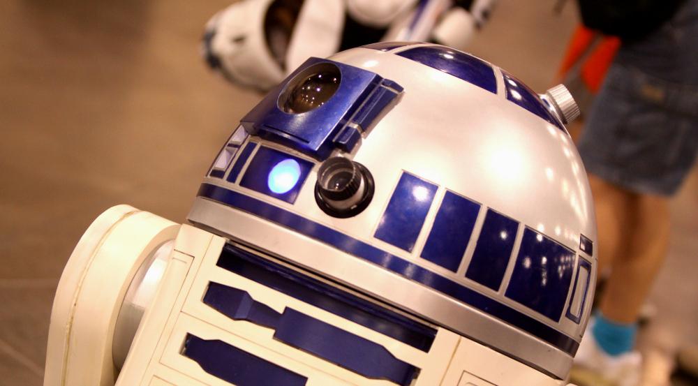 Originální robot R2-D2 ze Star Wars byl vydražen za 63 milionů korun