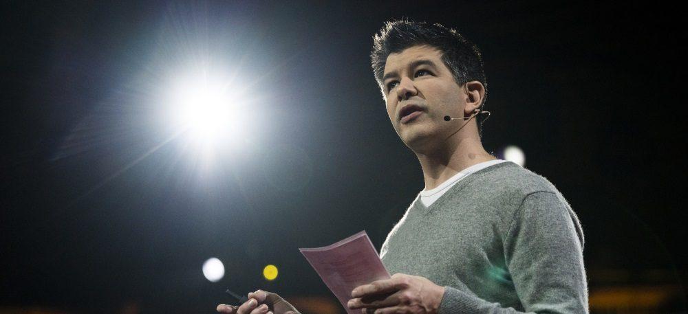 CEO Uberu odstupuje ze své pozice