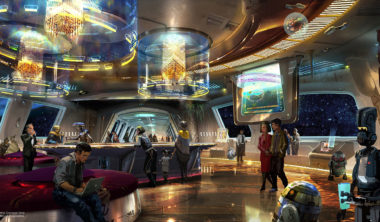 Plans Unveiled for Star Wars-Inspired Themed Resort at Walt Disney World (1)