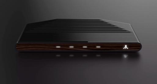 Legenda Atari představila oficiální podobu zcela nové herní konzole s názvem Ataribox