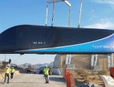 Hyperloop One naplno otestoval koncept ultrarychlé kapsle pro přepravu osob