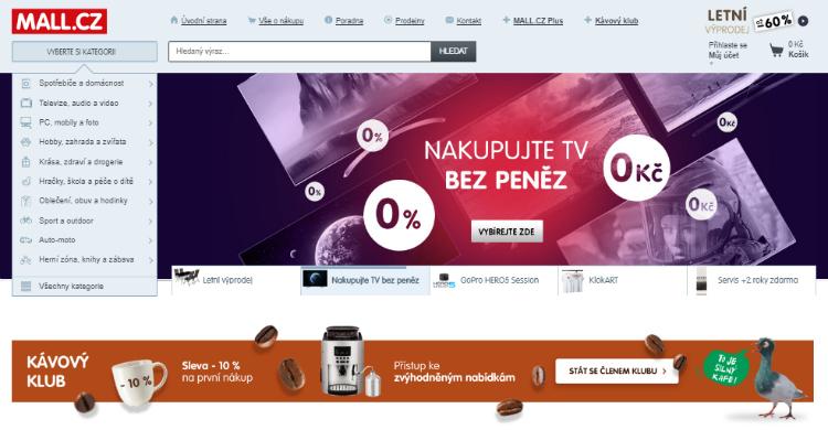 Mall.cz spouští ve spolupráci se startupem DoDo dodatečné expresní doručení
