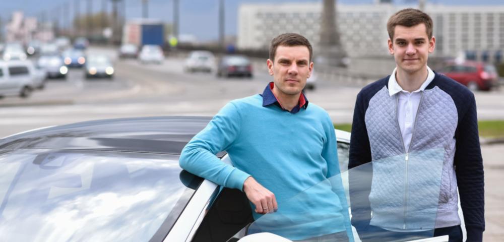 Martin Villig a Markus Villig, spoluzakladatelé Taxify
