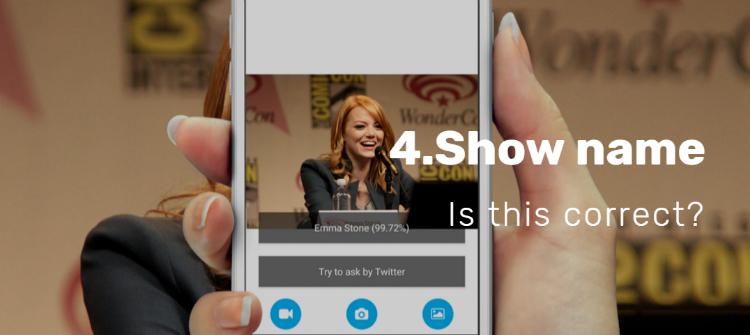 """WhoCamera: """"Shazam"""" pro rozpoznávání celebrit, který funguje pouhým namířením na televizi"""