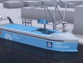 Takto bude vypadat první elektrická a plně autonomní loď, která začne brázdit moře již příští rok