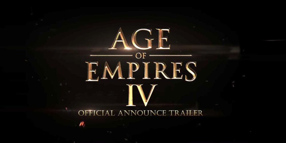 Microsoft oznamuje v traileru nový díl legendární strategické hry Age of Empires