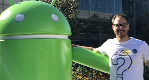 Jaké je to být mentorem v akcelerátoru Google Launchpad v Silicon Valley?