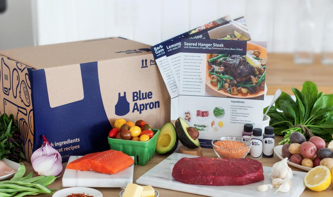 Akcionáři miliardového food delivery startupu Blue Apron žalují vedení za mylné informace při IPO