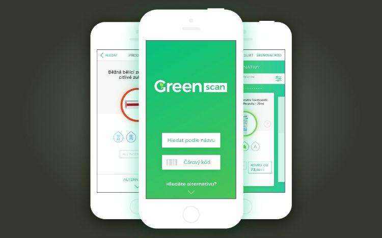 Tato česká aplikace vám po načtení čárového kódu řekne, zda kosmetika obsahuje škodlivé látky