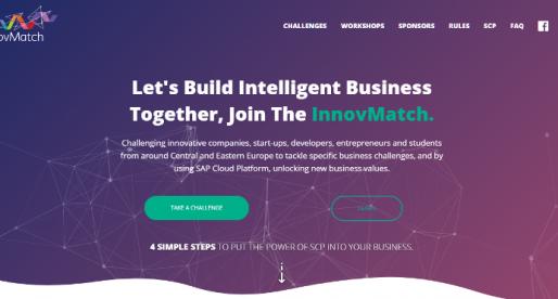 SAP a Techstars chystají v Praze startupovou soutěž InnovMatch s výhrami za 15 tisíc eur