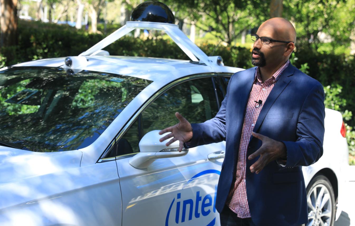 Naveen Rao, VP a generální manažer produktů s umělou inteligencí v Intelu