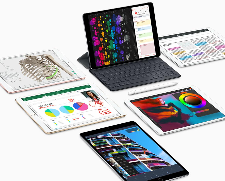 Poprvé za 13 let rostly meziročně i prodeje iPadů, a to rovnou o 15 %