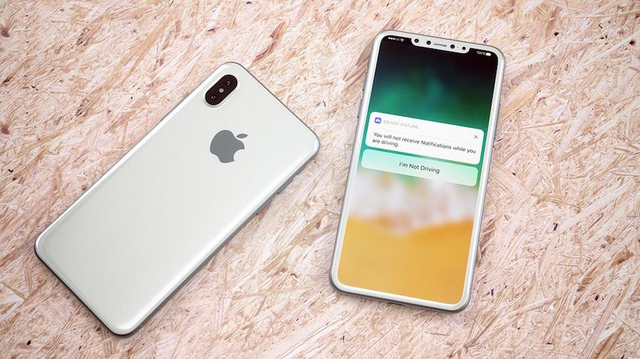 Nový iPhone bude skutečně bez rámečků a odemykat by se měl snímáním obličeje