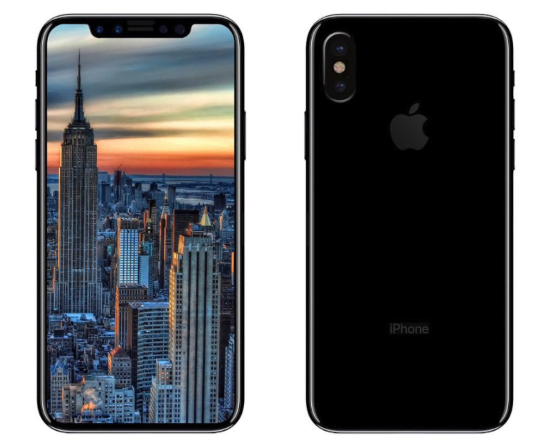 Možná podoba nového iPhonu