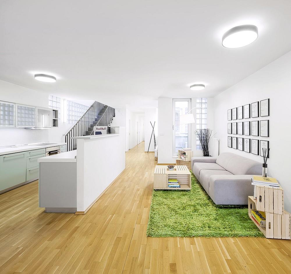 Designové kanceláře agentury ve Zlíně