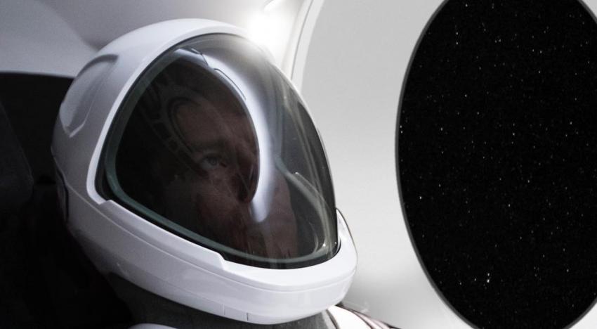 Elon Musk odhalil vzhled skafandrů pro první misi pod hlavičkou firmy SpaceX