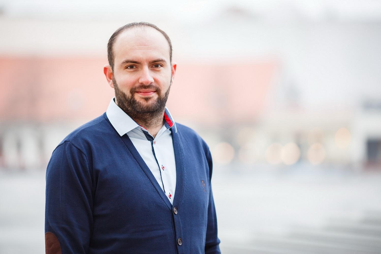 CEO Zaslat.cz, Miroslav Michalko