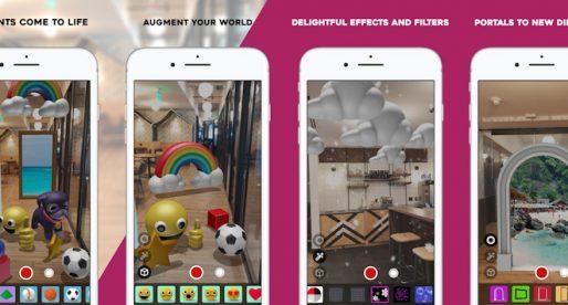 Figment AR: appka, se kterou lze rozšířit běžné prostředí o animované interaktivní objekty