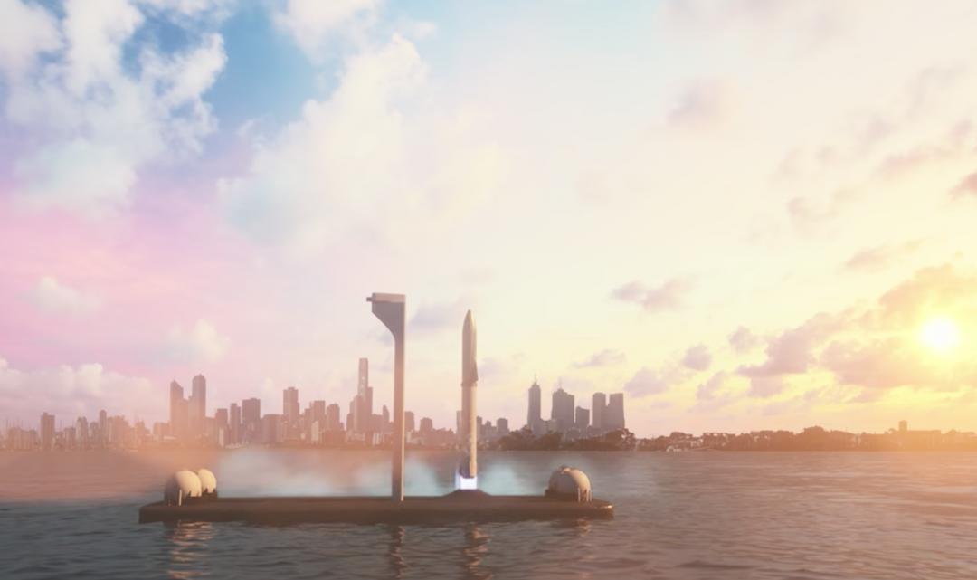 Elon Musk chce za pomocí raket SpaceX umožnit lidem cestování kamkoliv po světě do hodiny