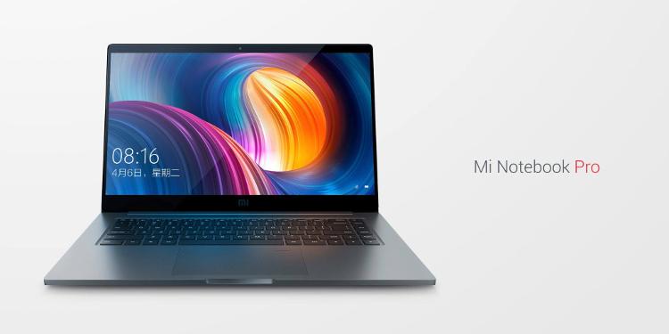 Čínské Xiaomi představilo kopii MacBooků Pro