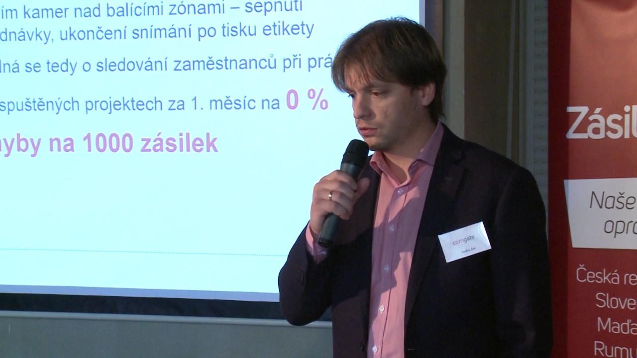 Nový CEO Zásilkovny, Ondřej Žák