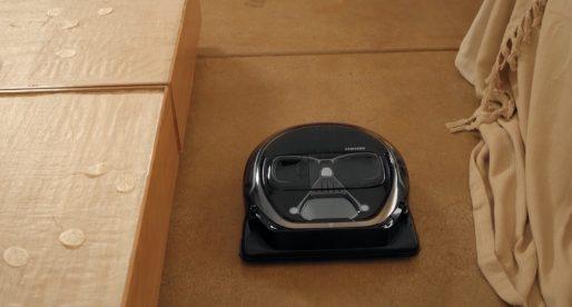 Samsung představil nové robotické vysavače v podobách Darth Vadera a Stormtrooperů