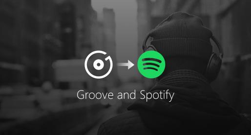Microsoft ruší svoji službu na streaming hudby. Uživatele převádí ke konkurenčnímu Spotify