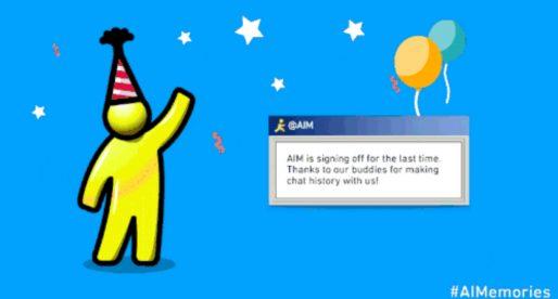 Legendární komunikační služba AIM od AOL po 20 letech končí