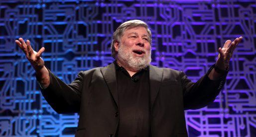 Spoluzakladatel Applu Steve Wozniak spouští vlastní vzdělávací platformu s tech zaměřením