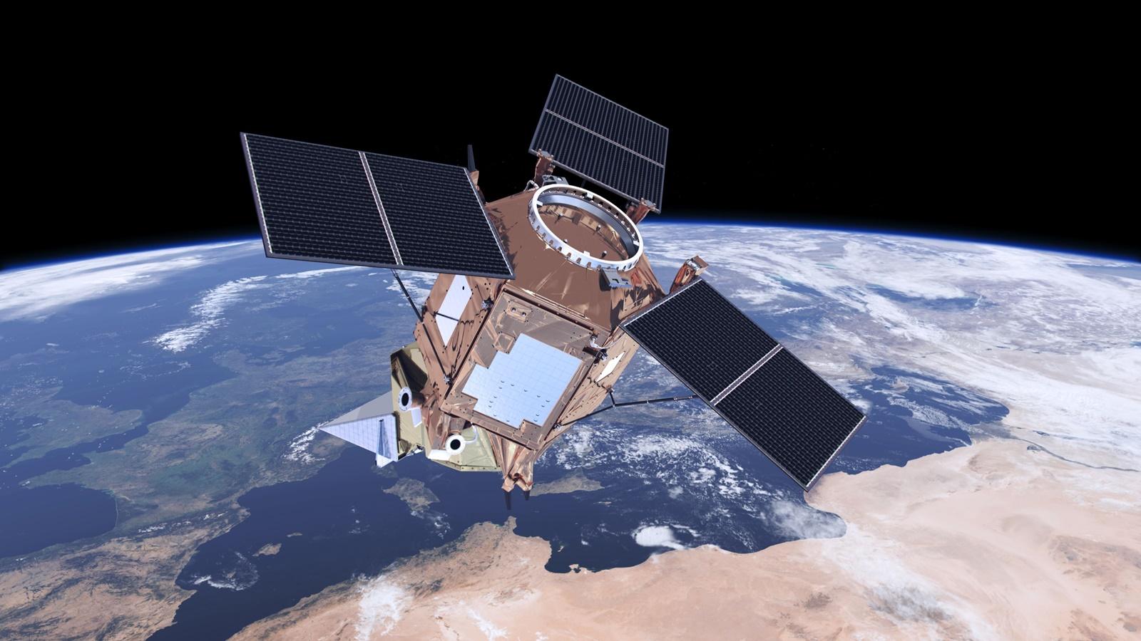 Satelit Sentinel-5P