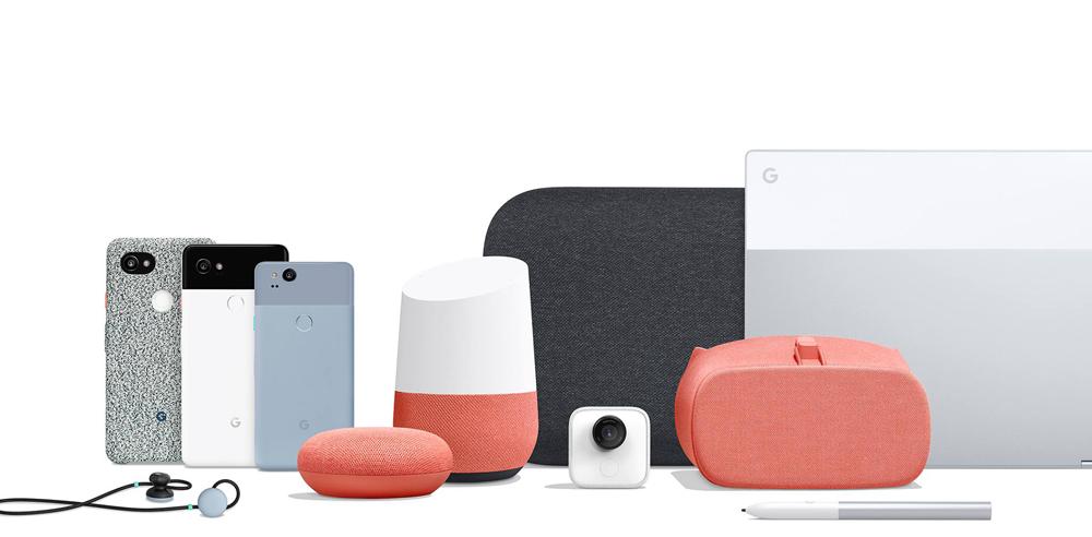 Google představil nový smartphone Pixel 2, laptop Pixelbook i vylepšený Assistant