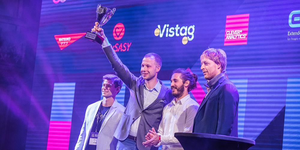 Telemedicínský startup StethoMe zabodoval na pražském Startup World Cup & Summitu