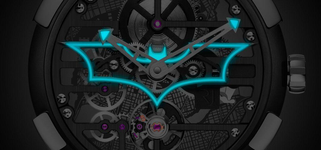 Švýcarský výrobce hodinek Romain Jerome ukázal limitovaný model s motivem Batmana