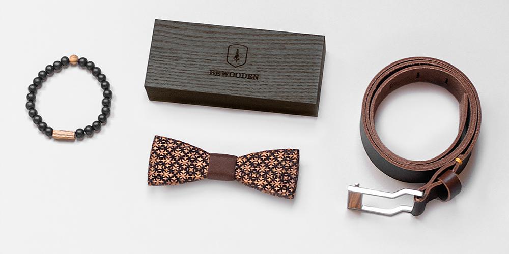 Česká modní značka BeWooden vyrábějící dřevěné motýlky a doplňky získává investici ve výši 10 milionů Kč