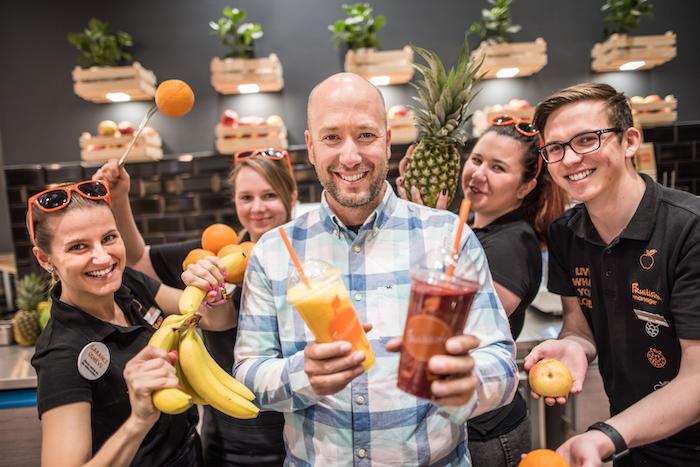 Zakladatel Fruitisima, Jan Hummel