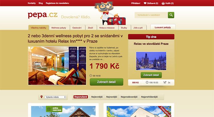 Petr Sýkora po právním sporu se společníkem nakonec prodává podíl v Pepa.cz a odchází ze slevového byznysu