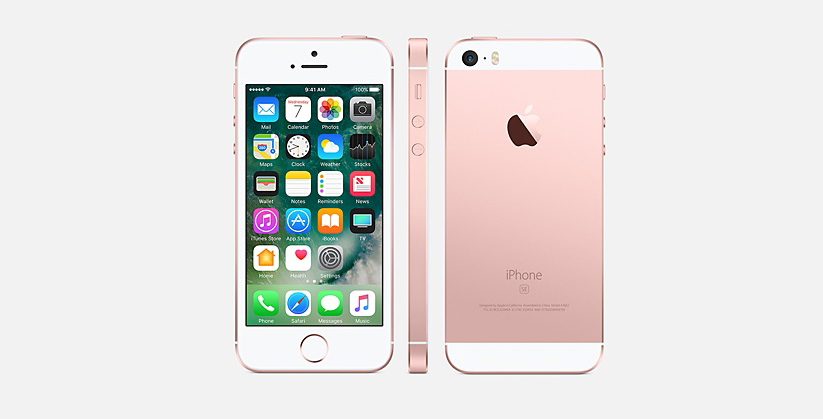 iPhone SE lidé oceňují především pro jeho kompaktní rozměry