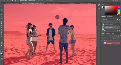 S pomocí nového nástroje ve Photoshopu nebude nutné vybírat objekty na fotografii ručně