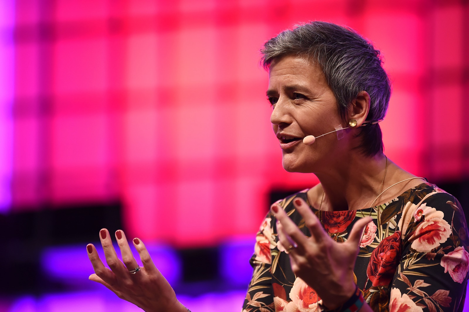 Margrethe Vestager, dánská eurokomisařka pro hospodářskou soutěž