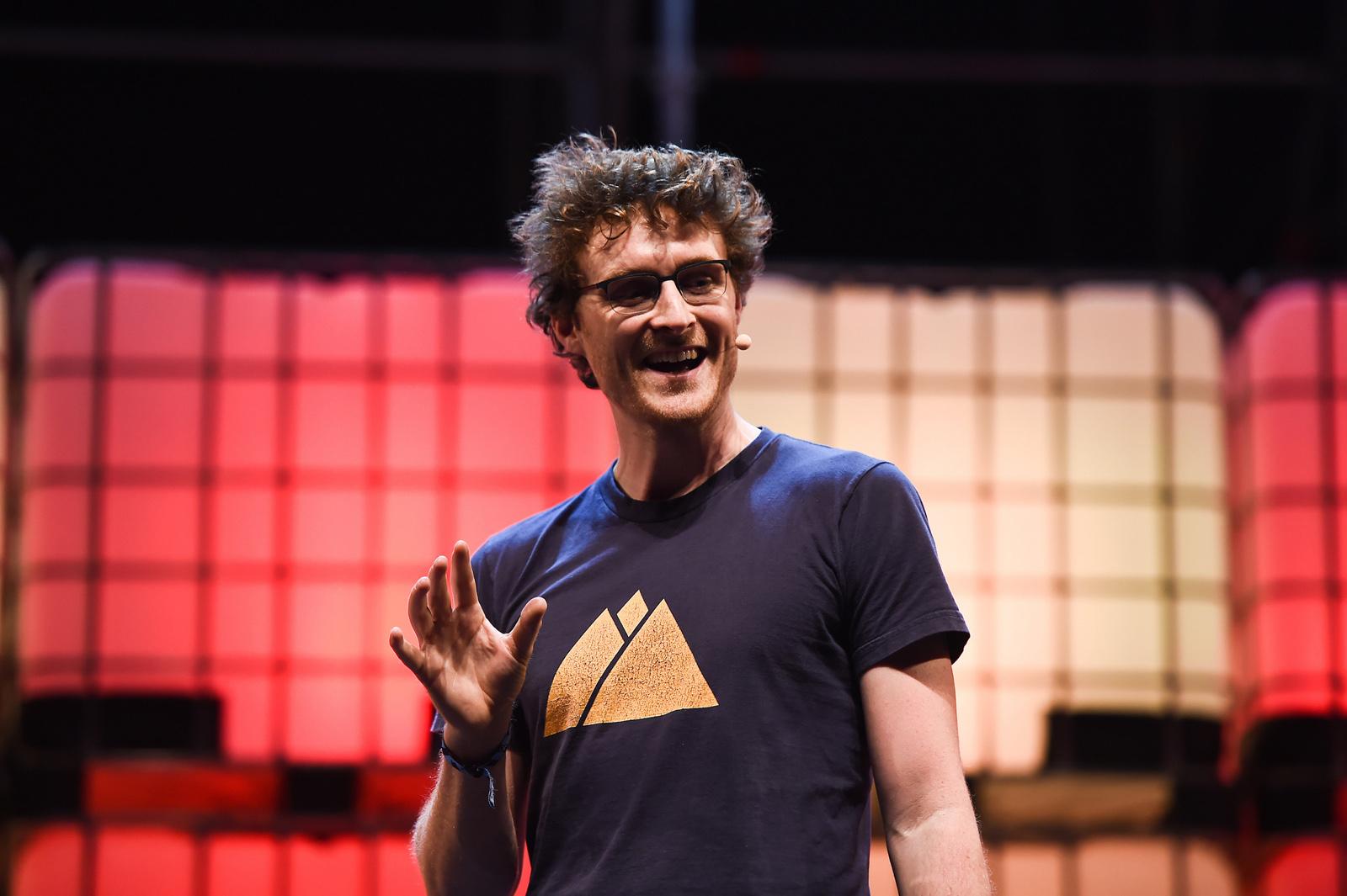 Paddy Cosgrave, CEO Web Summitu