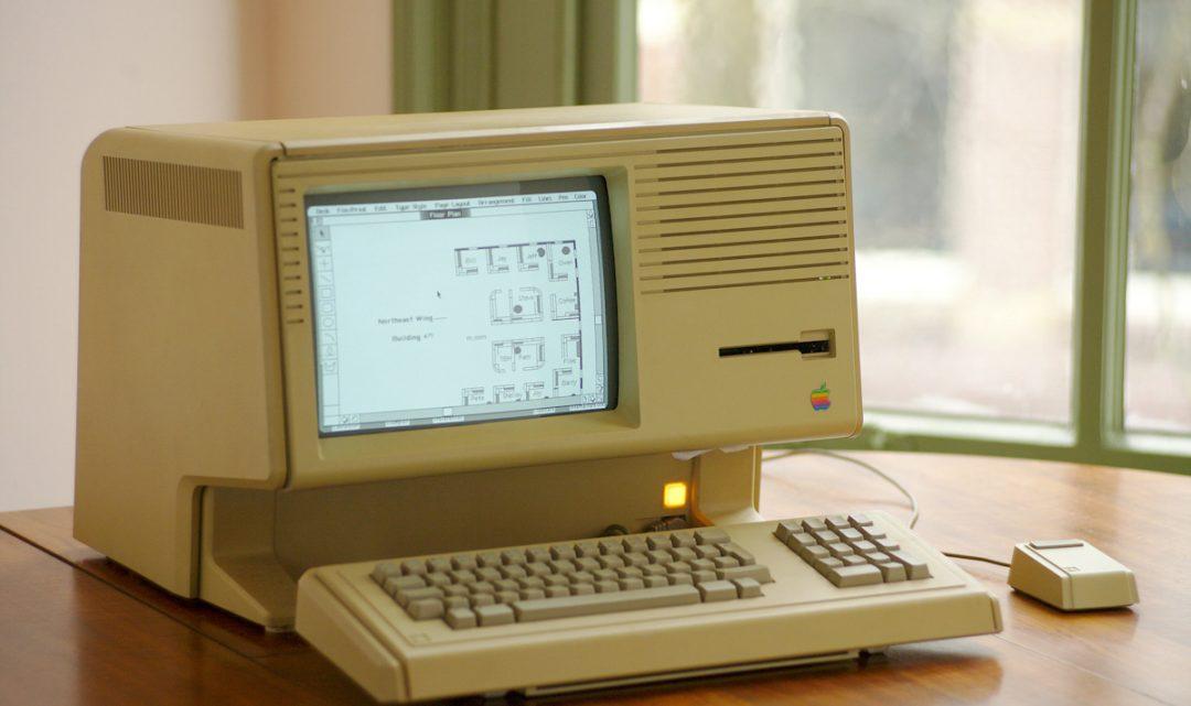 Operační systém legendárního počítače Lisa od Applu bude příští rok zdarma ke stažení