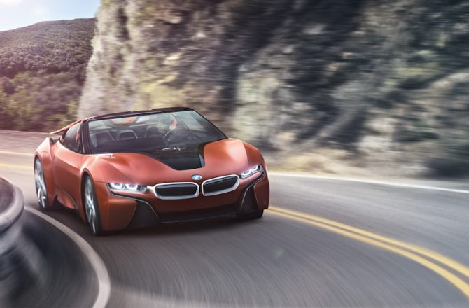 BMW postaví v Česku polygon za čtyři miliardy pro testování samořídících aut