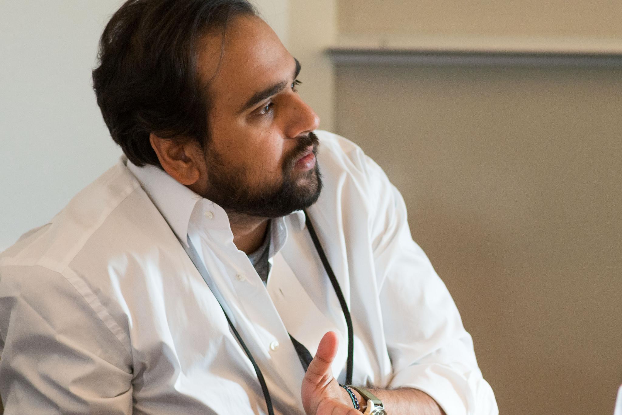 Hosain Rahman, spoluzakladatel a bývalý CEO Jawbone