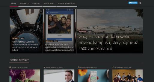 S tímto rozšířením do prohlížeče si můžete přepnout jakýkoliv web do tmavé verze