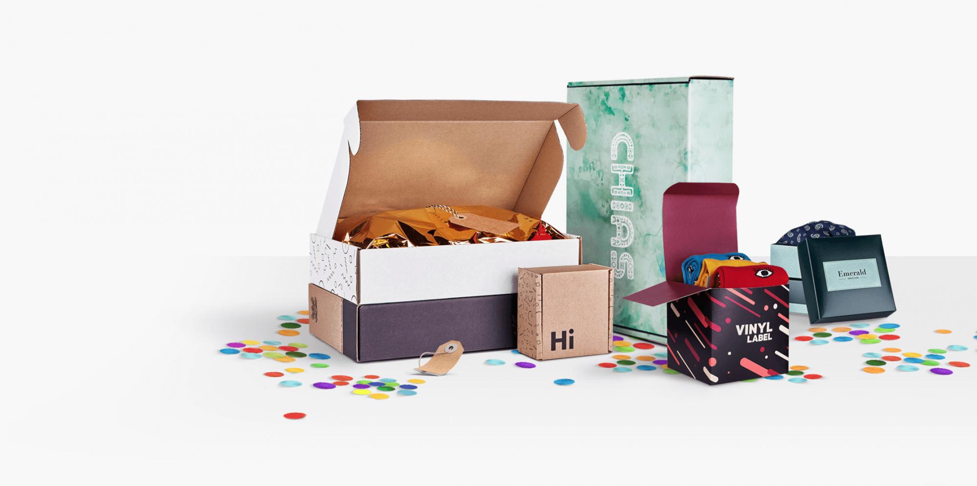 357fe6283a77 Díky tomuto startupu si můžete online navrhnout vlastní originální krabice  pro váš produkt