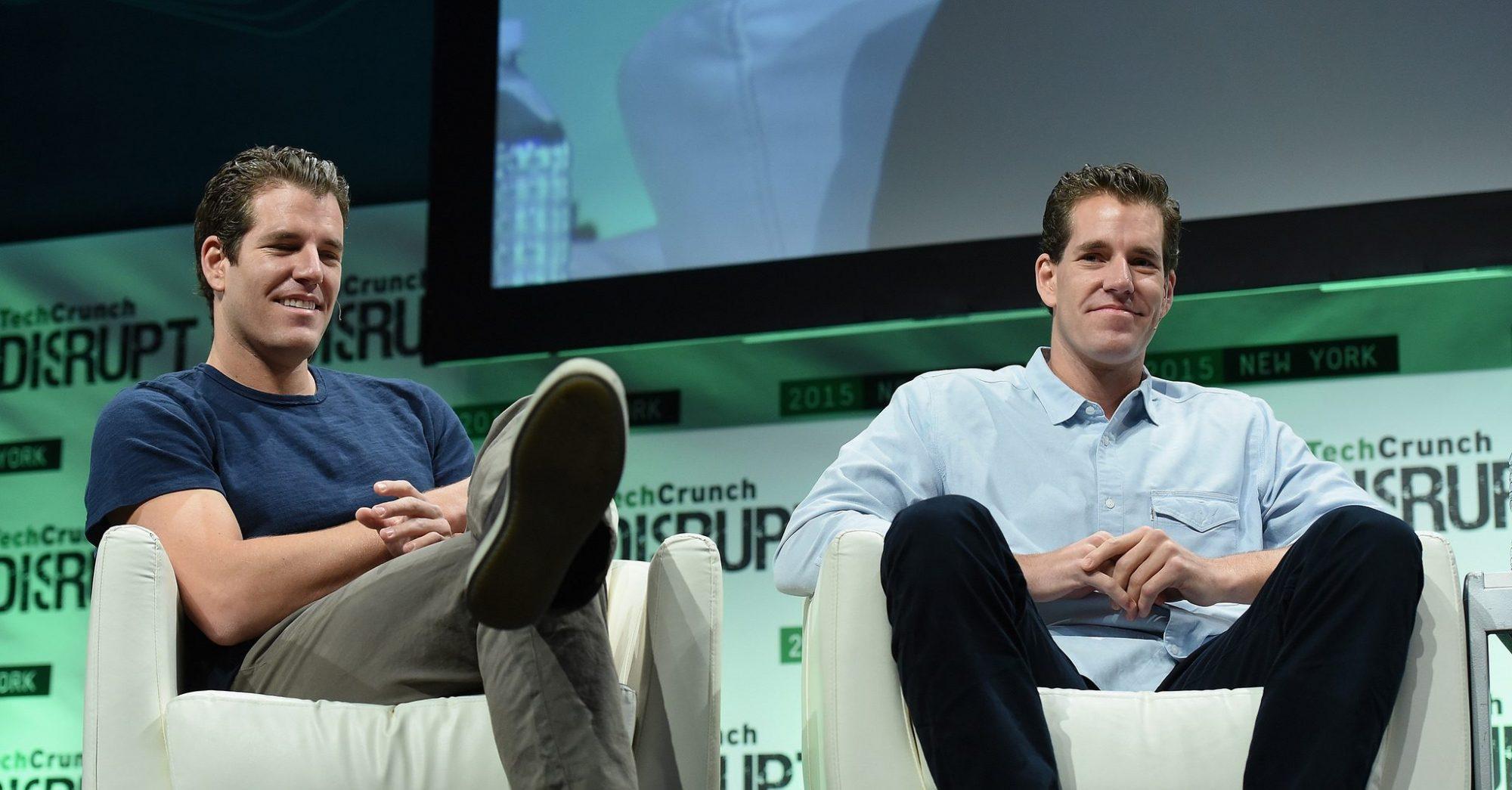 Bratři Winklevossovi, zakladatelé směnárny Gemini, drží v kryptoměně bitcoin přes miliardu dolarů