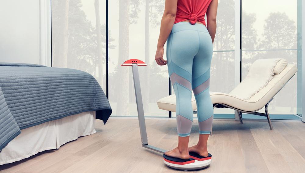 Díky tomuto 3D skenovacímu přístroji zjistíte, jaký máte podíl tuku či svalů v těle
