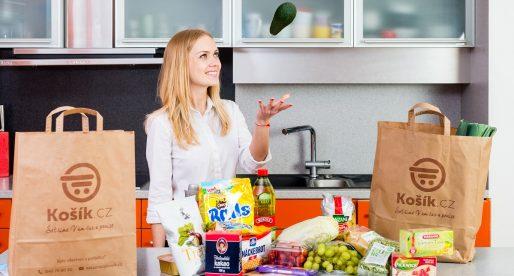 Potravinový eshop Kosik.cz nově umožňuje nakupovat potraviny podle toho, zda splňují kvalitu Klasa
